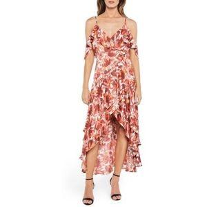 Bardot Frankie Frill Dress